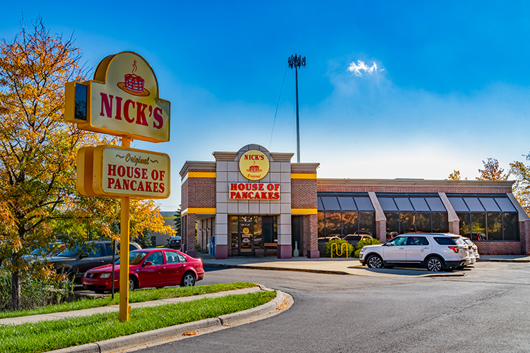 Nick's Original House of Pancakes