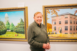 Historic Ann Arbor Art Collection Donated To Concordia University