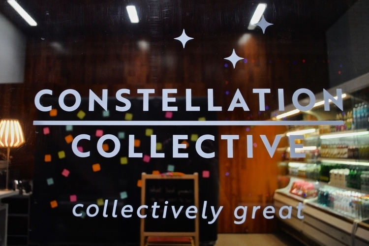 Constellation Collective storefront.