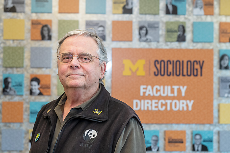 U of M Sociology Lecturer Dwight Lang