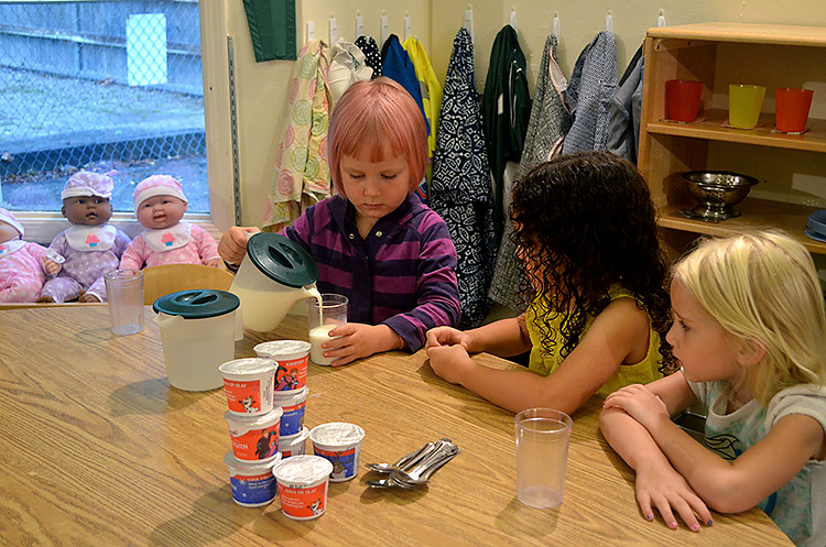 The HighScope Demonstration Preschool