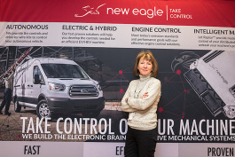 New Eagle Consulting CFO and owner Mickey Swortzel