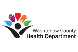 Washtenaw County Health Department logo.