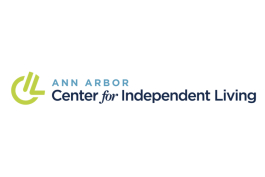 Ann Arbor Center for Independent Living logo.