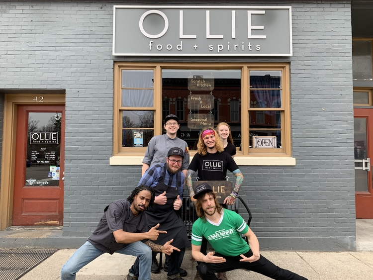 Ollie Food and Spirits will be one of the competitors at the Ypsi Food Fight.