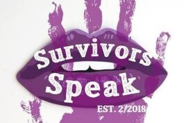 Survivors Speak logo