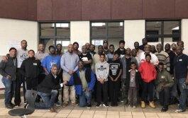 A recent Washtenaw County My Brother's Keeper 50 Strong breakfast.