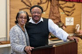 Dorothy Ford and Pastor Robert L. Ford.
