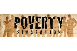 Poverty Simulation logo
