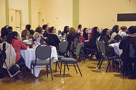 Last year's Women of Color Feminisms and Leadership Symposium.