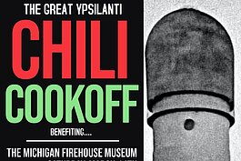 Ypsilanti Chili Cookoff flyer