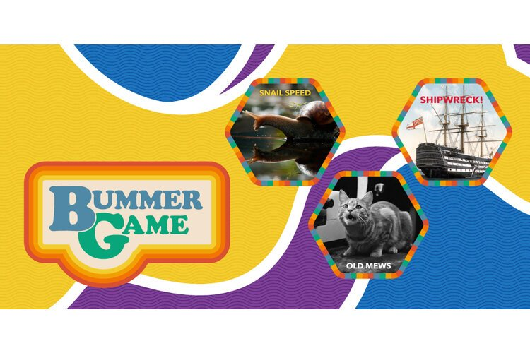 The Ann Arbor District Library is offering the Bummer Game, a spin on the library's perennially popular Summer Game.