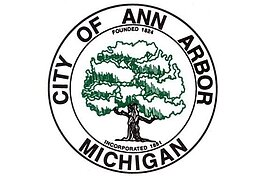 Ann Arbor city logo