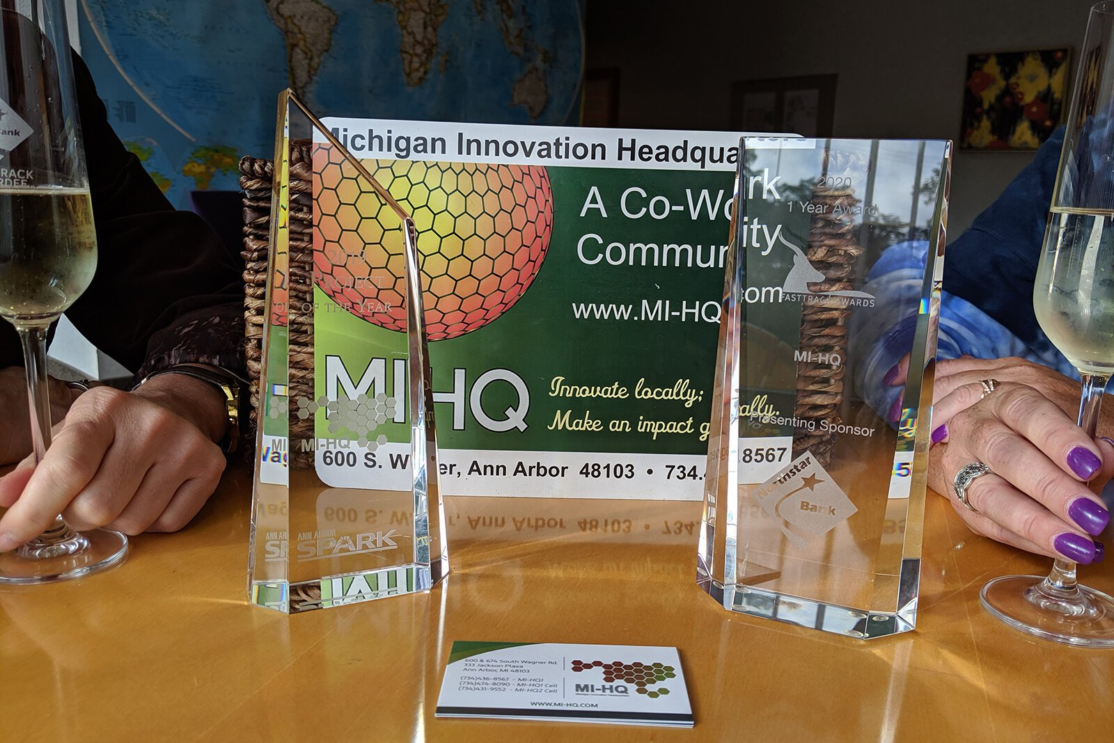 MI-HQ was one of this year's FastTrack Award winners.