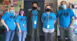 "Shelter Association of Washtenaw County staff have embraced the motto ""we are Batman"" to signify their commitment to be wherever they're needed, whenever they're needed."
