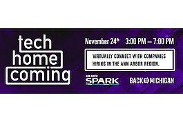 Tech Homecoming logo