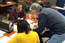 Volunteer Income Tax Assistance program with the United Way of Washtenaw County.