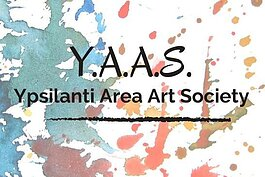 Ypsilanti Area Art Society logo