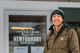 New Foundry CEO Rich Chang.