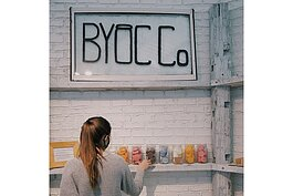 BYOC Co. will open a storefront in downtown Ann Arbor.