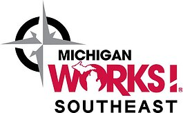 Michigan Works! Southeast logo