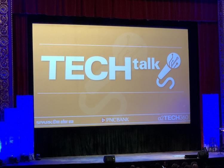 Tech Talk featured 13 Ann Arbor tech innovators