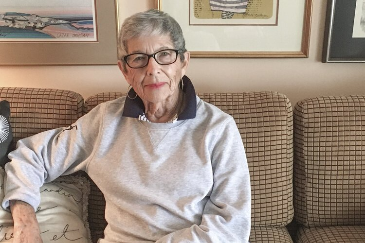 At 91 years old, Mount Pleasant resident Rose Wunderbaum Traines still creates metal sculptures. Through her career, she has made over 630 sculptures.
