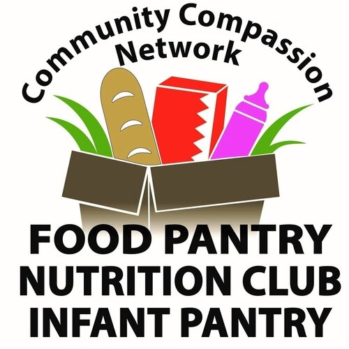 Households can access the Community Compassion Network pantry twice a month, and distribution is currently accessed through drive through only food on the second and fourth Wednesday and Saturday of the month.