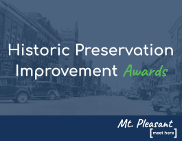 historic preservation awards