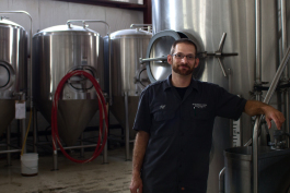 Jeff Eddington, Head Brewer