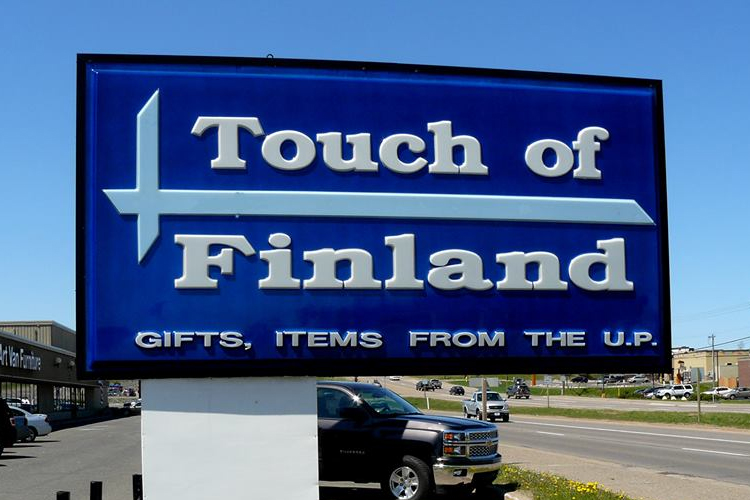 Michigan has many ties to Finland, especially in the Upper Peninsula.