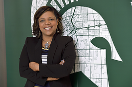 Dr. Debra Furr Holden is a Flint native and Associate Dean for Public Health Integration at Michigan State University, Division of Public Health in the College of Human Medicine.
