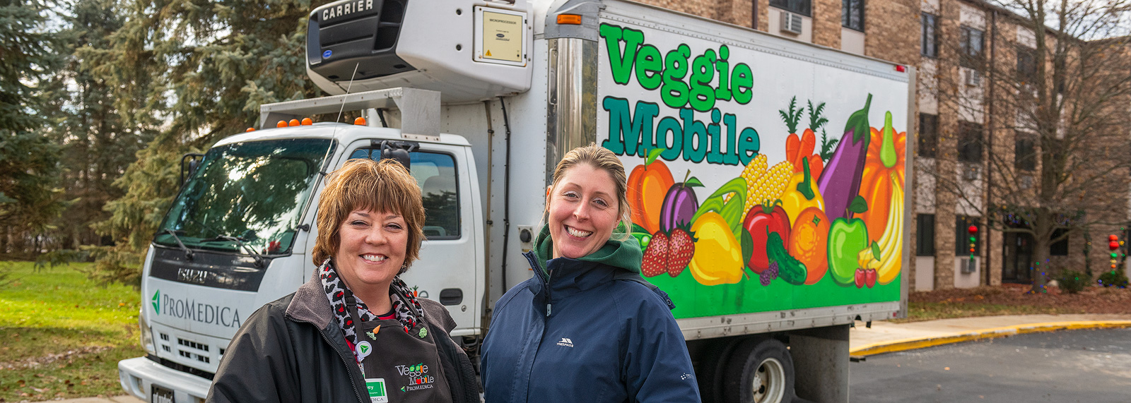 The Veggie Mobile.