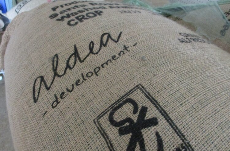 Aldea Coffee was started as a nonprofit to provide micro loans for farmers in Honduras.