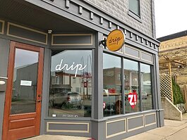 Drip is one of 10 downtown Zeeland businesses that received a MEDC grant.