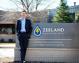 Andrew Boatright is the Zeeland BPW general manager.
