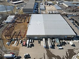 utomated Machine Systems is growing its existing Georgetown Township facility with a 35,000-square-foot expansion.