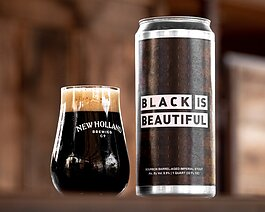 West Michigan brewers are modifying the base recipe for the Black is Beautiful stout and making it their own. Proceeds are donated to organizations that raise awareness of racial inequality and promote social justice.