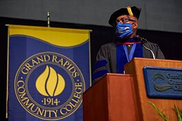 This year, GRCC is planning four in-person commencements over two days.