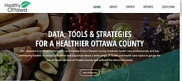 The 2020 Ottawa County Community Health Needs Assessment is available on the new website, healthyottawa.org.