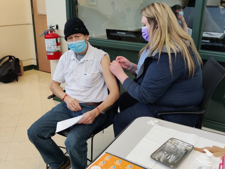 As it rolls out the COVID-19 vaccines, the Ottawa County Department of Public Health has worked with community organizations to work toward equitable vaccine distribution in communities of color.