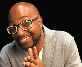 Kwame Alexander will visit Hope College virtually during a Big Read Black History Month event Feb. 26.