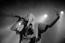 Rapper Rakim will discuss his book as part of GRCC's Diversity Lecture Series.