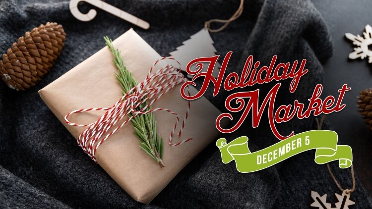Outdoor Holiday Market in Saugatuck will take place on Dec. 5.