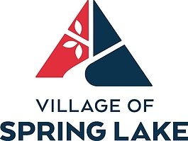 The new Village of Spring Lake logo emphasizes the community's natural beauty.