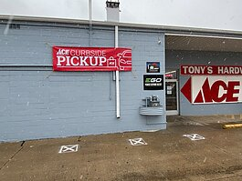 Tony's Ace Hardware, Hazel Park