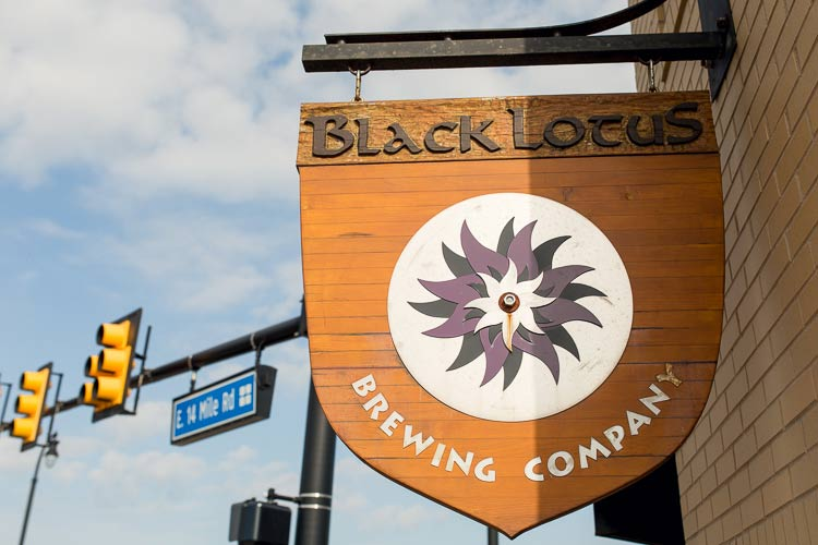 Black Lotus Brewery. Photo by Nick Hagen.