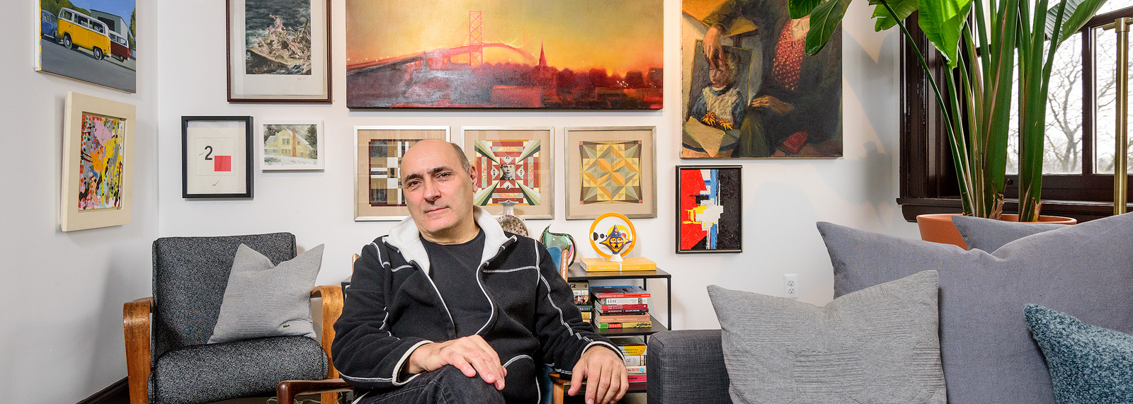 Meet the artists of Dearborn's old city hall