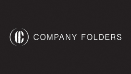 Company Folders new logo