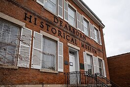 Dearborn Historical Museum. Photo by David Lewinski,